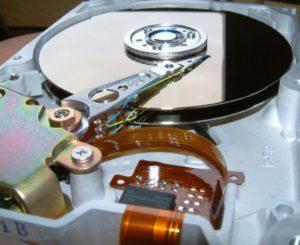 Гибко-жесткие печатные платы: привод жесткого диска
