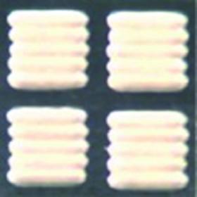 Трафареты для сборки QFN корпусов с различными рисунками апертур-2